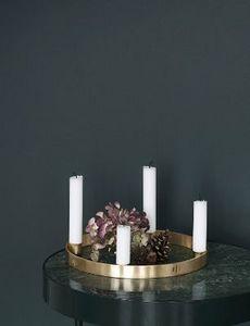 Ferm Living - candle holder circle  - Christmas Candelstick