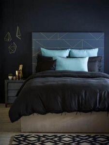 GINGERLILY - fiesta black - Bed Linen Set