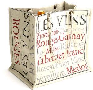 Amadeus - sac à bouteilles les vins -
