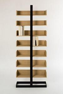 ALEX DE ROUVRAY - séverin 1 - Open Bookcase