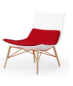 Angus Macrae Interiors - lanre lounge - Low Armchair