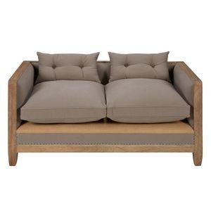 MAISONS DU MONDE - merime - 2 Seater Sofa