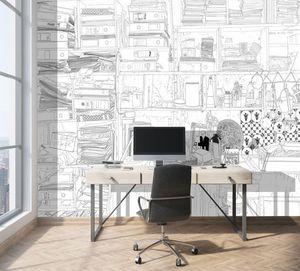 IN CREATION - capharnaüm d'artiste - Panoramic Wallpaper