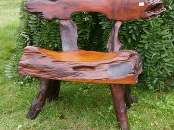 Thierry GERBER - pd006 - Garden Bench