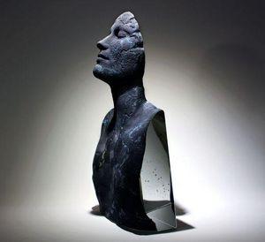 A. ABADIE + SAUQUES.S - profondeur - Sculpture