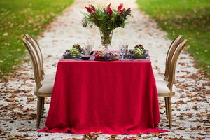 Harmony -  - Rectangular Tablecloth