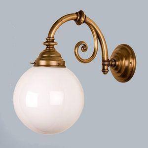 Berliner Messinglampen -  - Wall Lamp