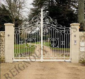 Reignoux Creations - vienne - Entrance Gate