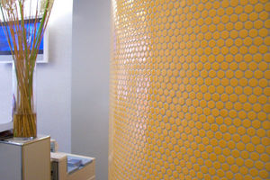 Emaux de Briare - variations - Wall Covering