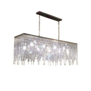 ALAN MIZRAHI LIGHTING - am9088 broadway rain - Chandelier