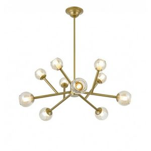 ALAN MIZRAHI LIGHTING - am1624 gravity chandelier - Chandelier