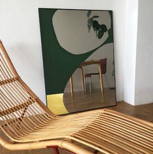 DEKNUDT MIRRORS - mika green - Mirror