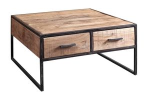 MEUBLE HOUSE -  - Square Coffee Table