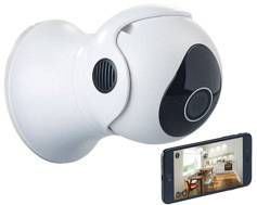 7 LINKS - caméra de surveillance ip hd compatible echo show - Security Camera