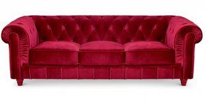 WHITE LABEL -  - 3 Seater Sofa