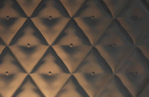 3D SURFACE - capitonne - Wall Covering