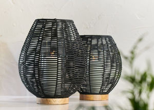 ROTIN ET OSIER - noko - Candle Jar