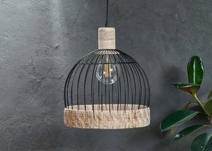 ROTIN ET OSIER - dôme maru - Hanging Lamp