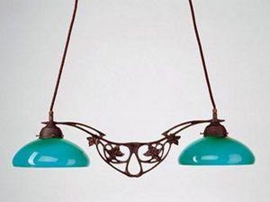 Berliner Messinglampen -  - Billiard Lamp
