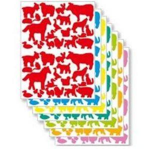 10 DOIGTS - animeaux - Sticker