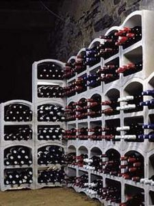 Le Bloc Cellier -  - Bottle Rack