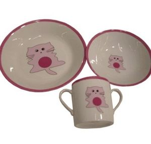 7 Famille -  - Child Plate
