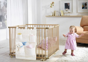 Geuther - lucy - Folding Playpen