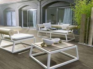 Bleu Nature - natsiq - Garden Sofa