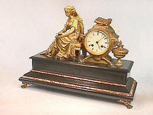 ANTIGÜEDADES IVAN BLANCO -  - Desk Clock