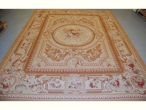 CNA Tapis - genre aubusson - Aubusson Carpet