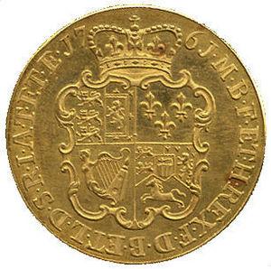 A H BALDWIN & SONS - guinée - Coin