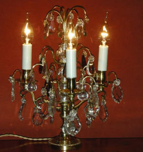 Philippe de Beauvais -  - Table Lamp