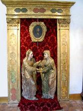 Antiquité Rouilly -  - Door Frame