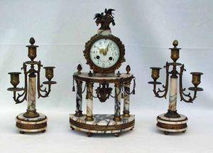 Antiquités Eric de Brégeot -  - Chimney Ornament