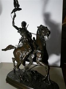 ACANTHE -  - Sculpture