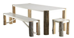 Bleu Nature - gajar - High Dining Table