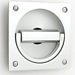 La Quincaillerie - poignées de portes à encastrer - Inset Door Handle