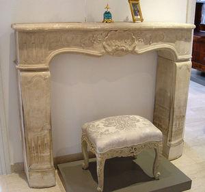 KUNST UND ANTIQUITATEN EHRL - chimney frame - Fireplace Mantel