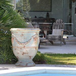 Le Chêne Vert - chambord - Anduze Vase