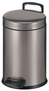 Hailo - à pédale 4l - Bathroom Dustbin