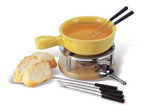 BEKA Cookware - service à fondue fromage - Cheese Fondue Set