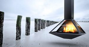 Don-Bar Design -  - Open Fireplace