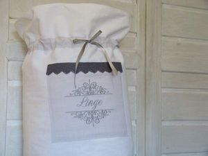 La petite Lucienne - emma - Laundry Bag