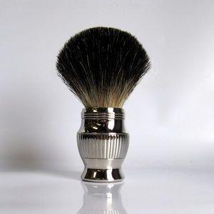 RASAGE PLISSON - palladium godron - Shaving Brush