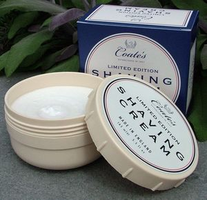 COATES 1847 -  - Shaving Soap