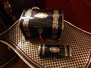 Art & Antiques - coffrets estampillés tahan xixe - Jewellery Box