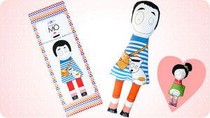 MADAME MO - norio petit chien - Doll