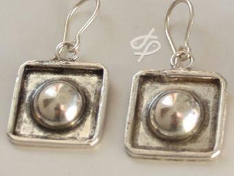 blili's - collection martelé - Earring