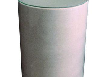 KA INTERNATIONAL - moura blanco craquelado - Side Table