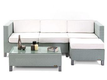 Miliboo - hawai - Garden Furniture Set